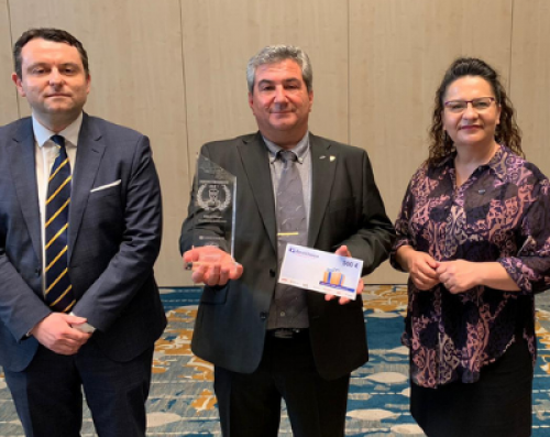 Security Employee of the Year 2021 – Award Ceremony with Bülent Yilmaz